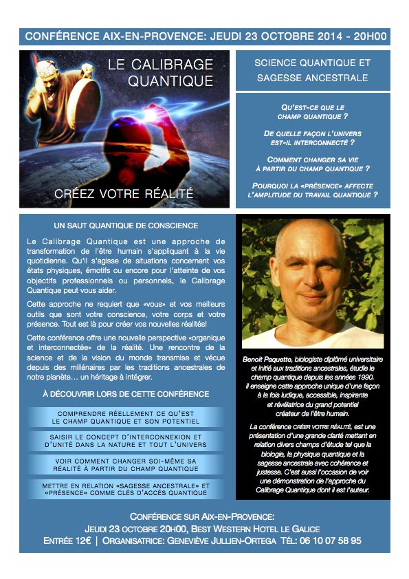 Realite quantique Benoit paquette1