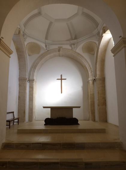 Choeur église Valsaintes
