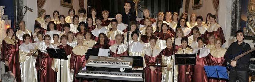 Concert gospel en faveur des enfants