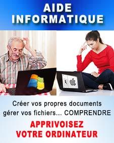 Com-visuelle : aide informatique