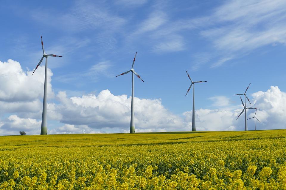 Le 8 mai 2016 en Allemagne 95% de l'électricité est produite  par des énergies renouvelables