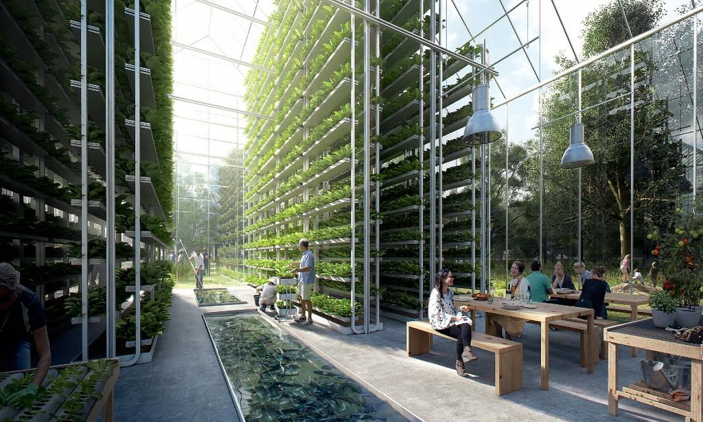 ReGen Village : la future ville néerlandaise 100 % écologique et autonome !