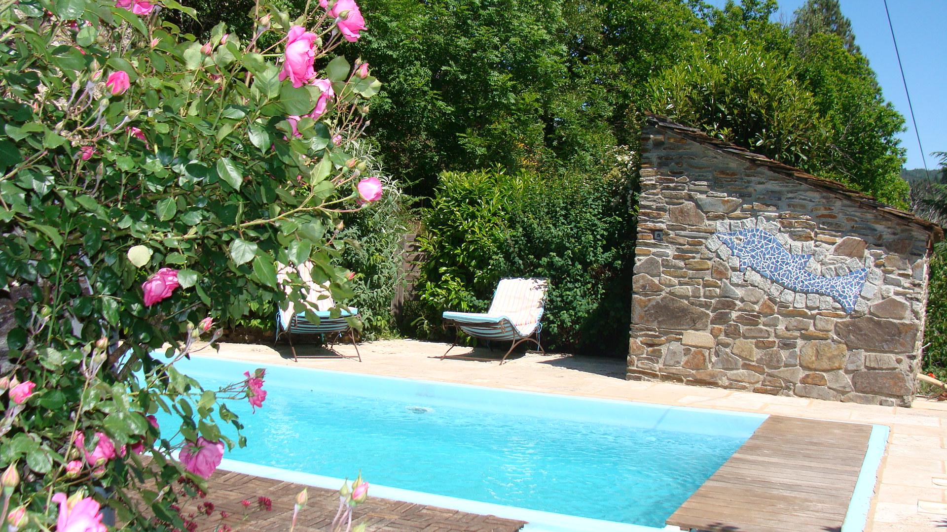la piscine_