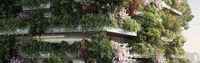 La Chine va accueillir sa première forêt verticale…
