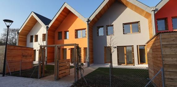 Le 1er Eco-village labellisé de Normandie