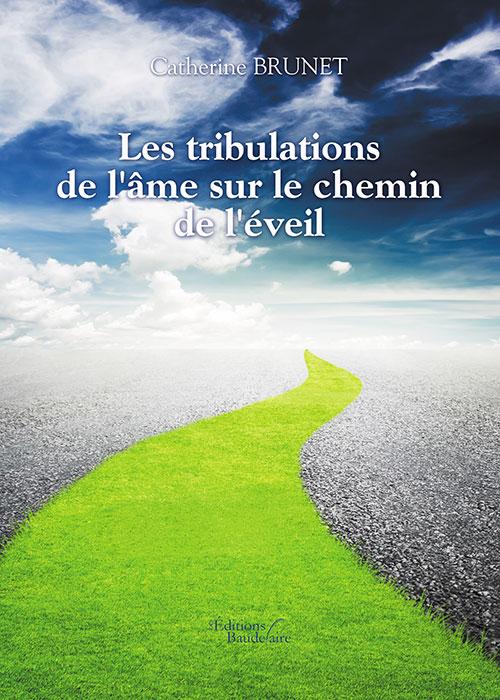 """""""Les tribulations de l'âme sur le chemin de l'éveil"""" de Catherine Brunet"""