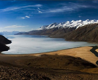 VOYAGE dans l'Himalaya