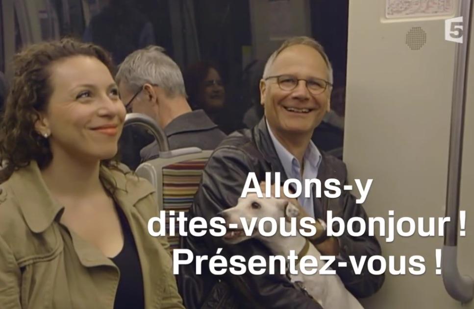 Le conducteur de métro parisien LE PLUS AIMÉ