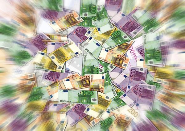 """"""" Ami avec l'argent """""""