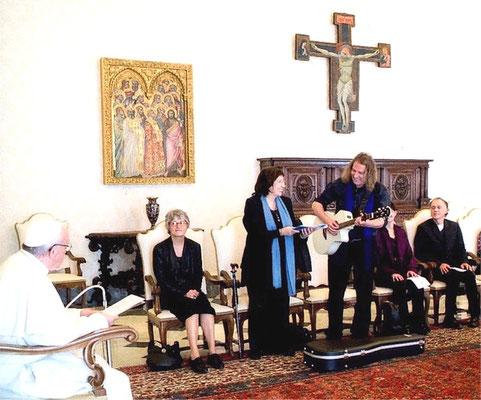 22 juillet Fête de Sainte Marie Madeleine, le pape François, Michel Garnier et Pakoune