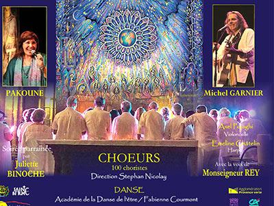 Concert :  Le Mystère de la Colombe