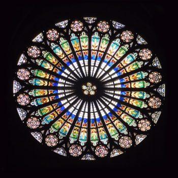 Les rosaces de Notre Dame