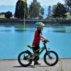 La mairie prête un vélo enfants de 3 ans
