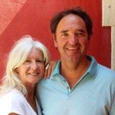 Gilles GUYON  et Vanessa MIELCZARECK