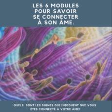 """""""Connexion à son âme"""" Muriel Morandi"""